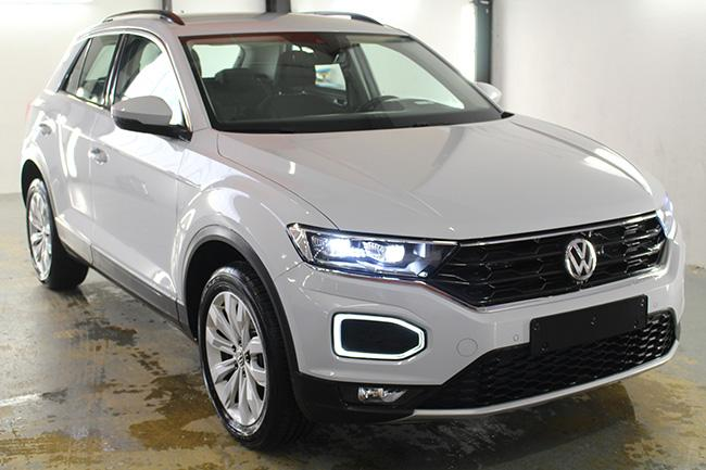 Photo annonce VOLKSWAGEN T-ROC 1.0 TSI 115CV STYLE + DISCOVER MEDIA