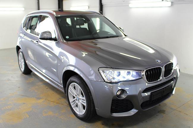 Photo annonce BMW X3 XDRIVE 20D 190CV BVA M-SPORT