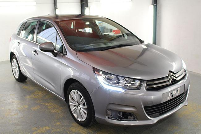 Photo annonce CITROEN C4 1.6 BLUEHDI 120CV FEEL