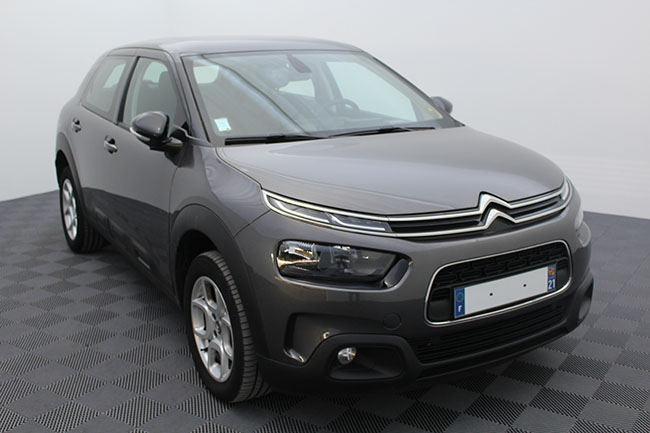 Photo annonce CITROEN C4 CACTUS NOUVEAU 1.6 BLUEHDI 100CV FEEL