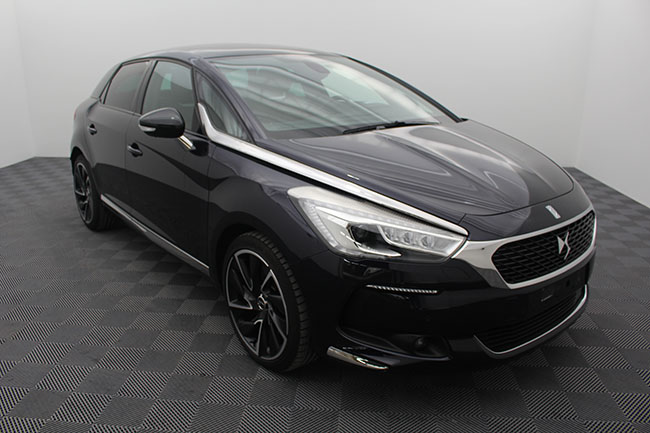 Photo annonce DS DS5 2.0 BLUEHDI 180CV EAT6 SPORT CHIC