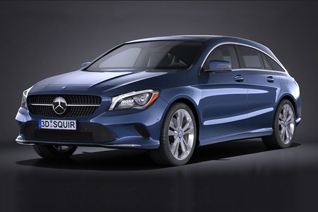 Photo annonce MERCEDES CLA SHOOTING BRAKE 200D 136CV 7G-DCT SENSATION