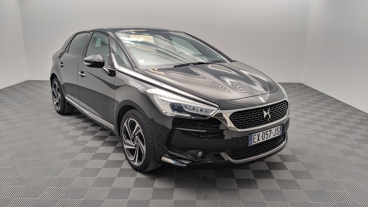 Photo annonce DS DS5 1.6 THP 165CV EAT6 SPORT CHIC