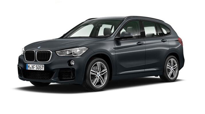 Photo annonce BMW X1 XDRIVE 20D 190CV BVA M-SPORT