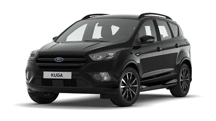 Photo annonce FORD KUGA 2.0 TDCI 180CV AUT. ST-LINE 4X4 + PACK HIVER + TOIT PANO