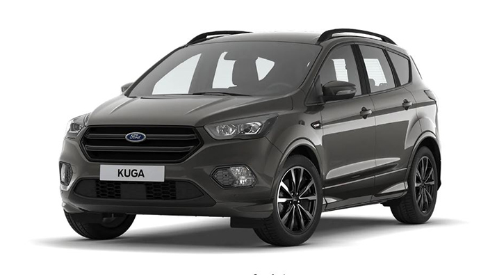 Photo annonce FORD KUGA 1.5 ECOBOOST 150CV ST-LINE + PACK HIVER