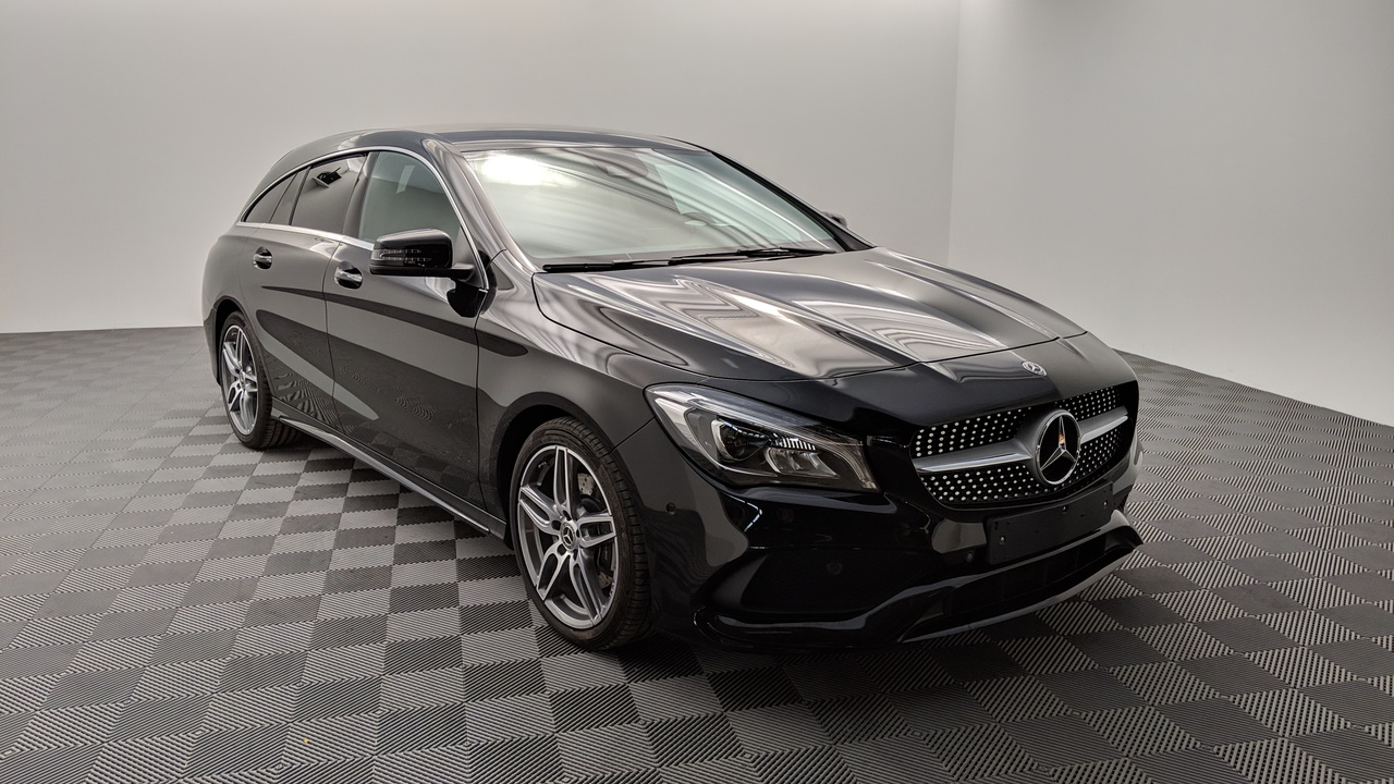 Photo annonce MERCEDES CLA SHOOTING BRAKE 2.2 220D 177CV 7G-DCT FASCINATION