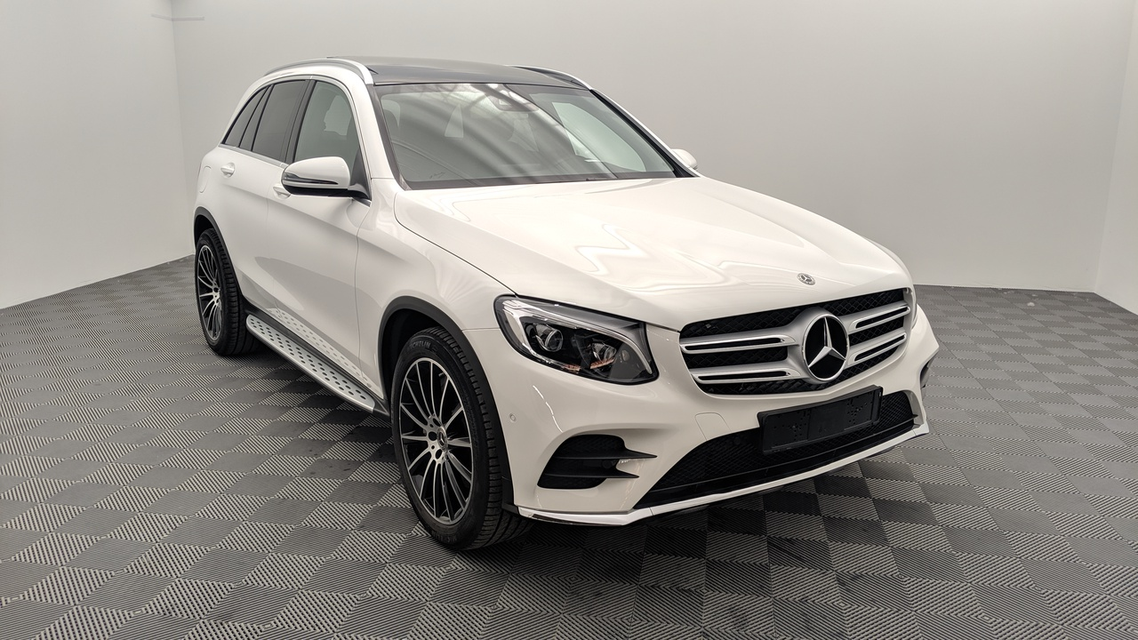 Photo annonce MERCEDES GLC 2.0 220D 170CV 9G-TRONIC 4MATIC FASCINATION + TOIT PANO