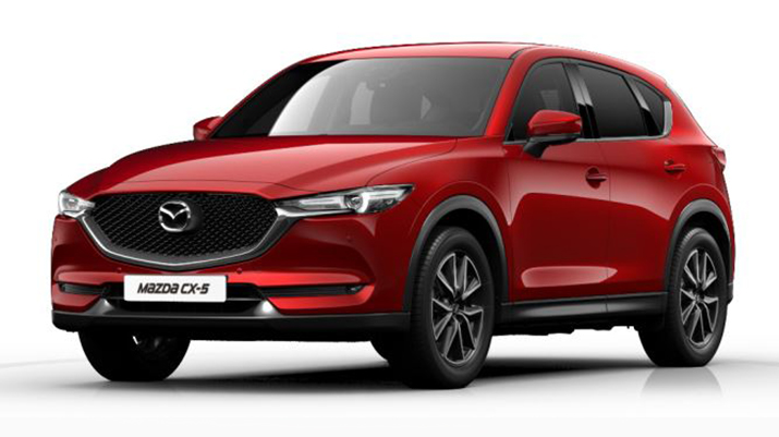 Photo annonce MAZDA CX-5 2.5 SKYACTIVE-G 194CV 4X4 BVA6 SELECTION