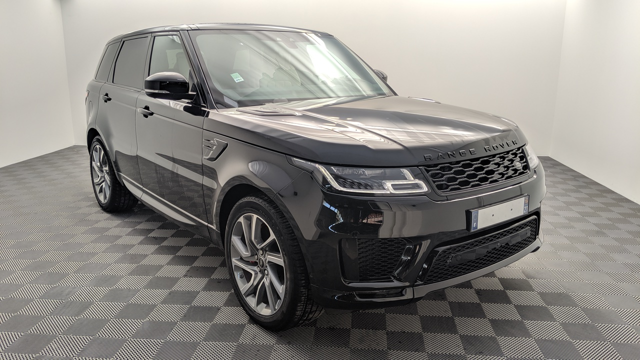 Photo annonce LAND ROVER RANGE ROVER SPORT 2.0 PHEV 404CV AWD AUTOBIOGRAPHY DYNAMIC