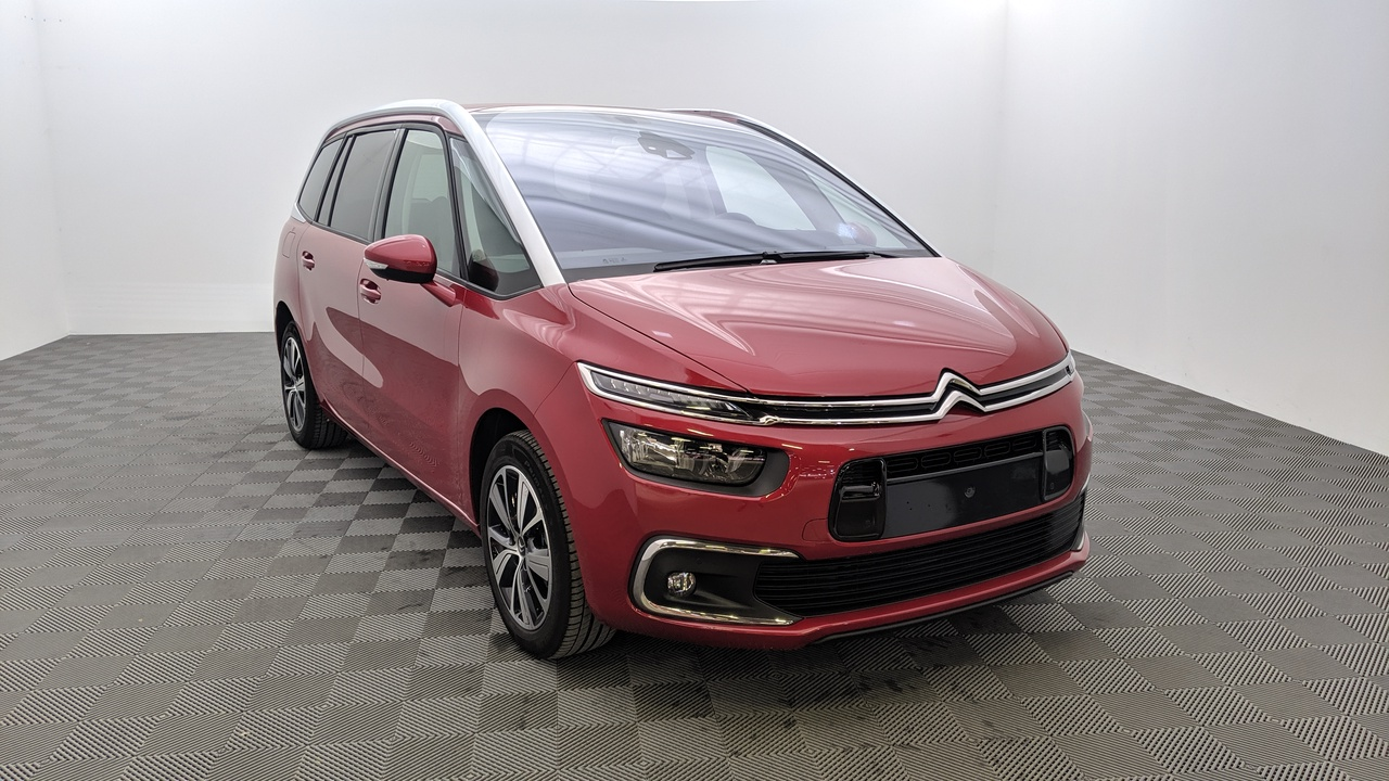 Photo annonce CITROEN GRAND C4 SPACETOURER 1.2 PURETECH 130CV SHINE 7PL