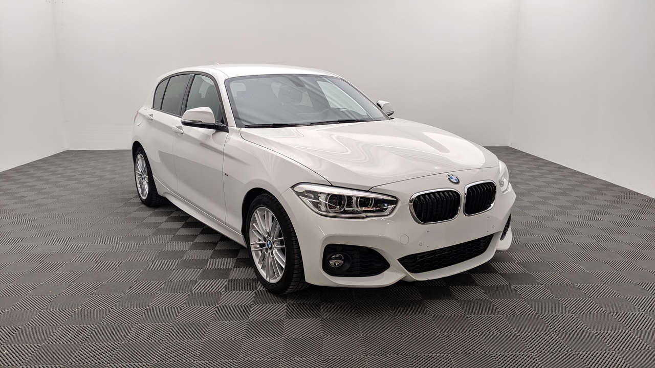 Photo annonce BMW SERIE 1 1.5 118I 136CV BVM6 M-SPORT ULTIMATE