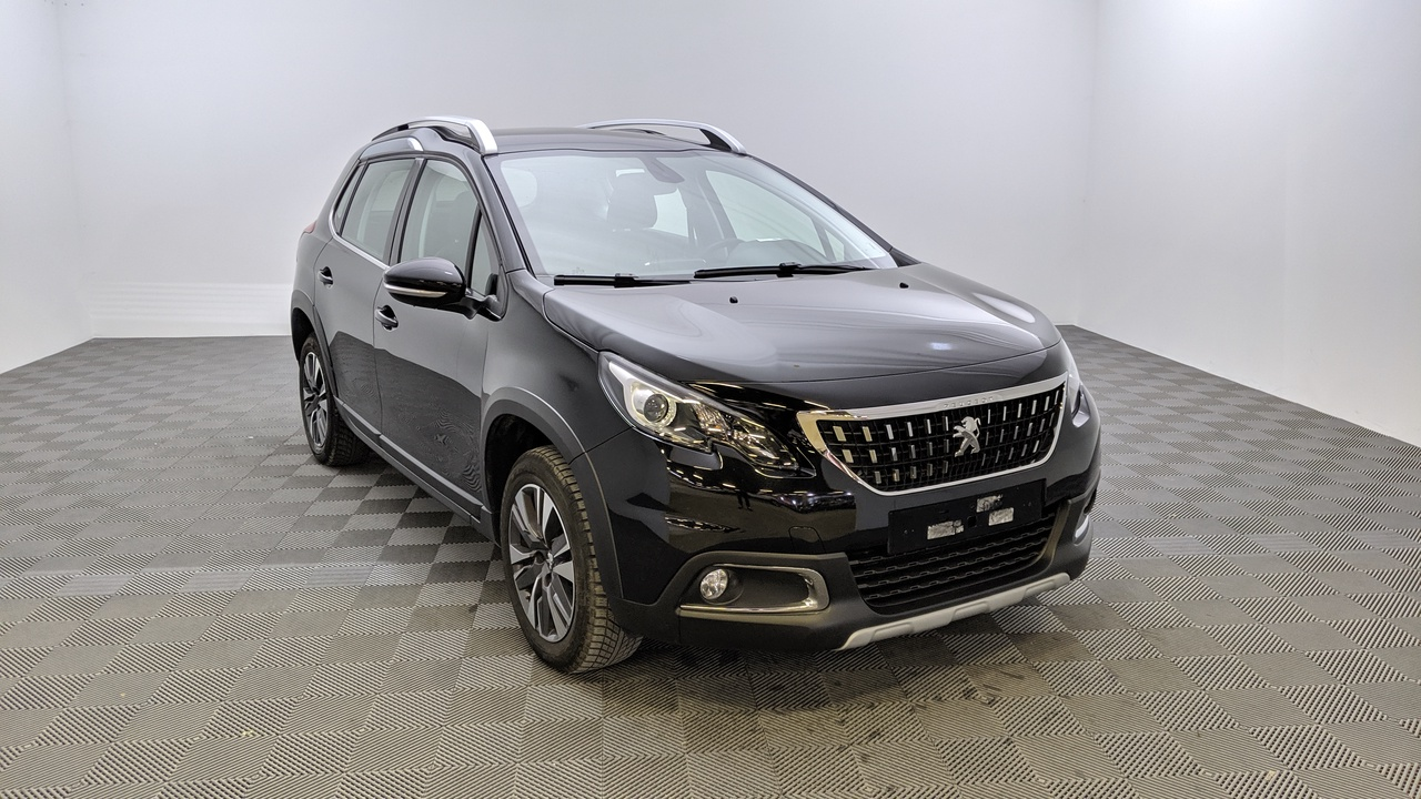 Photo annonce PEUGEOT 2008 1.2 PURETECH 130CV ALLURE + CAMERA + GRIP CONTROL + TOIT PANO