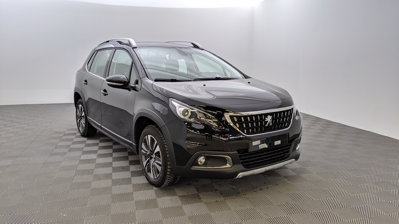 Photo annonce PEUGEOT 2008 1.2 PURETECH 110CV EAT6 ALLURE + CAMERA + GRIP CONTROL