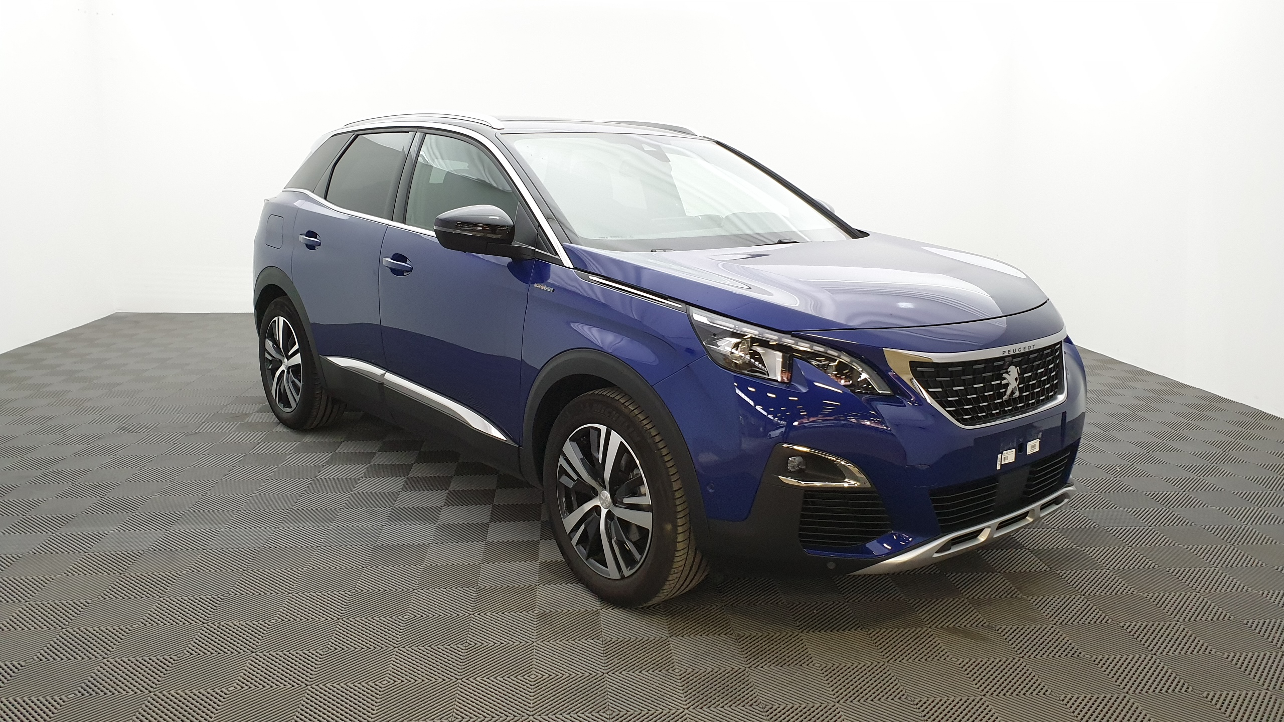Photo annonce PEUGEOT 3008 1.5 BLUEHDI 130CV EAT8 GT LINE + TOIT PANO + PACK CITY 2 + PACK CUIR NAPPA