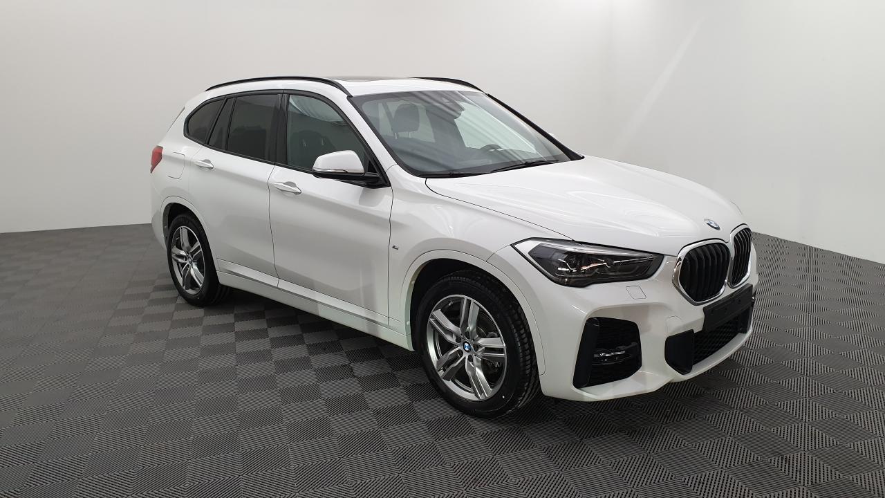 Photo annonce BMW X1 SDRIVE 18I 140CV STEPTRONIC M-SPORT