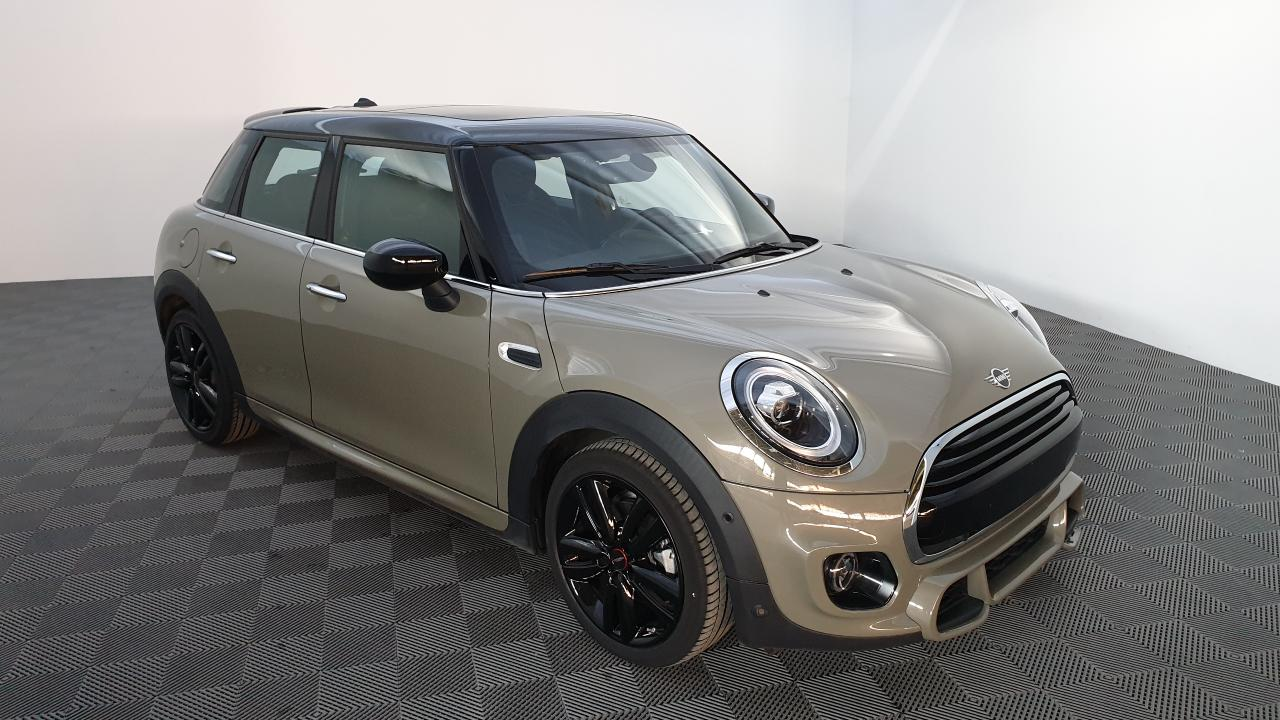 Photo annonce MINI COOPER 1.5 136CV BVA7 JOHN COOPER WORKS 5P