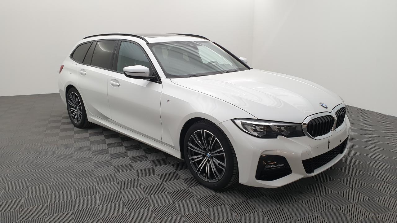 Photo annonce BMW SERIE 3 TOURING 320D 190CV BVA8 M-SPORT