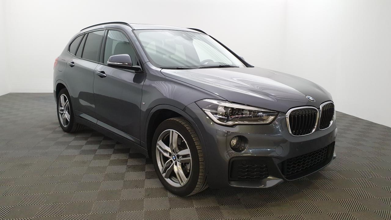 Photo annonce BMW X1 XDRIVE 20D 190CV BVA8 M-SPORT