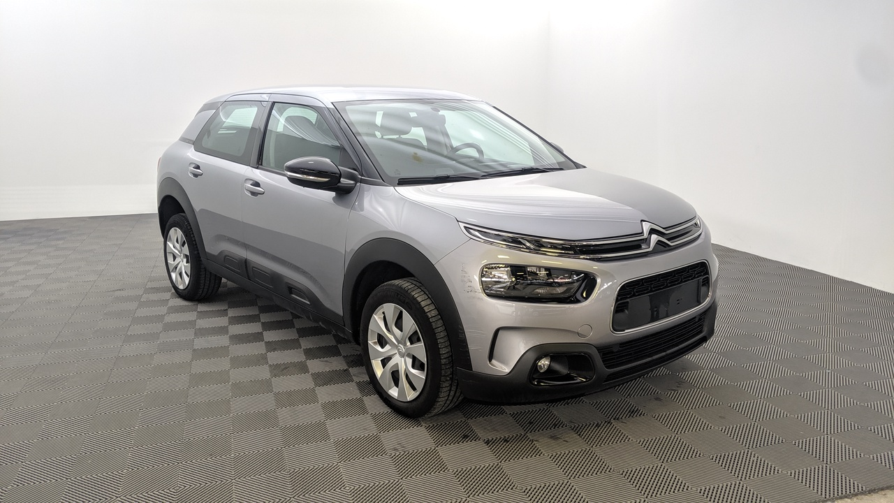 Photo annonce CITROEN C4 CACTUS NOUVEAU 1.5 BLUEHDI 100CV BVM6 FEEL