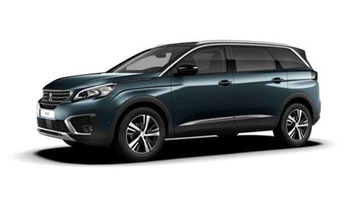 Photo annonce PEUGEOT 5008 1.5 BLUEHDI 130CV EAT8 7PL ALLURE