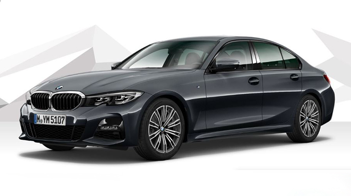 Photo annonce BMW SERIE 3 320D 190CV BVA8 M-SPORT