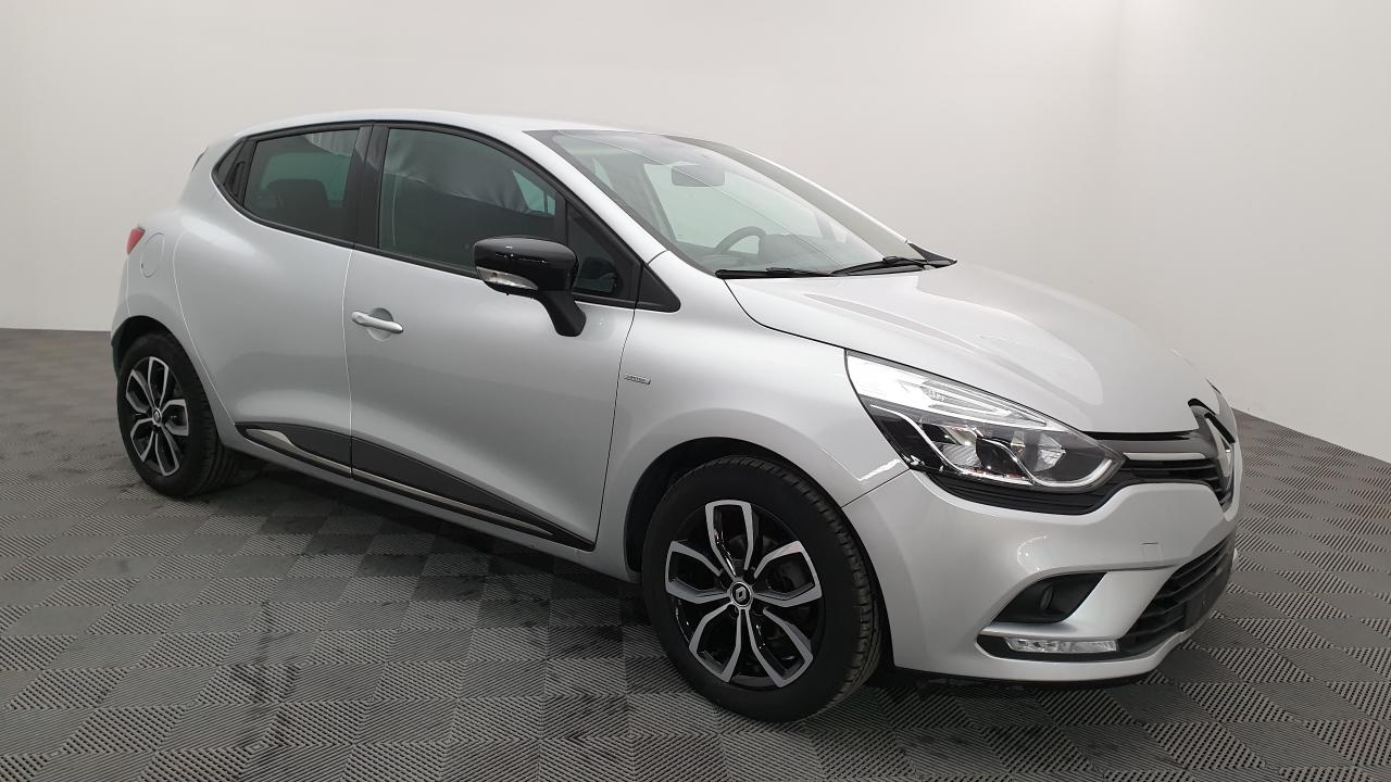 Photo annonce RENAULT CLIO IV 0.9 TCE 90CV BVM5 ENERGY LIMITED + NAVI