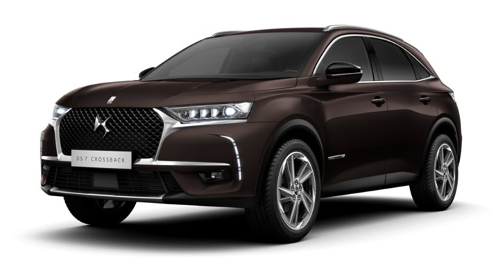 Photo annonce DS DS7 CROSSBACK 2.0 BLUEHDI 180CV EAT8 GRAND CHIC
