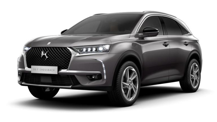 Photo annonce DS DS7 CROSSBACK 2.0 BLUEHDI 180CV EAT8 GRAND CHIC + INSPIRATION DS OPERA NOIR ART BASALT + TOIT PAN