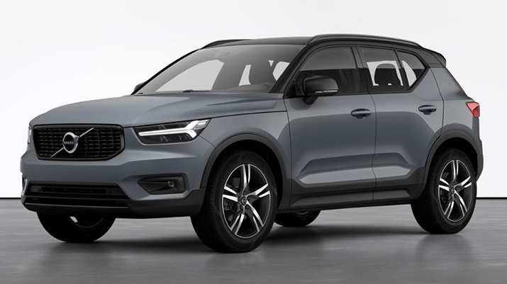 Photo annonce VOLVO XC40 2.0 D3 AWD 150CV GEARTRONIC 8 R-DESIGN