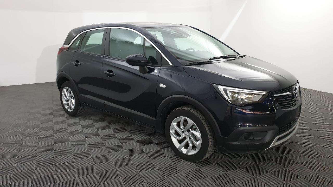 Photo annonce OPEL CROSSLAND X 1.5 DIESEL 120CV BVA6 INNOVATION