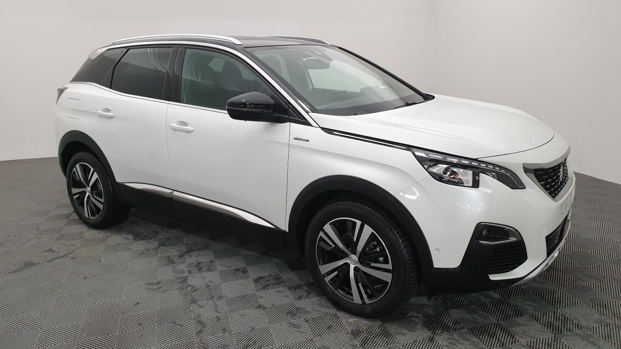 Photo annonce PEUGEOT 3008 1.5 BLUEHDI 130CV EAT8 GT LINE + PACK CITY 2 + TOIT PANO + HAYON MAINS LIBRES