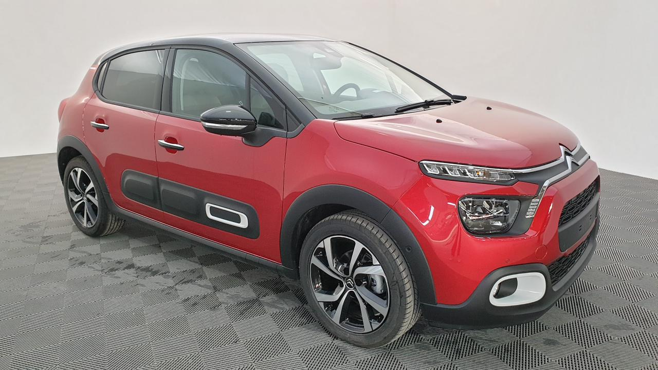 Photo annonce CITROEN C3 FACELIFT 1.2 PURETECH 83CV BVM5 SHINE PACK + ADML + RADAR AV