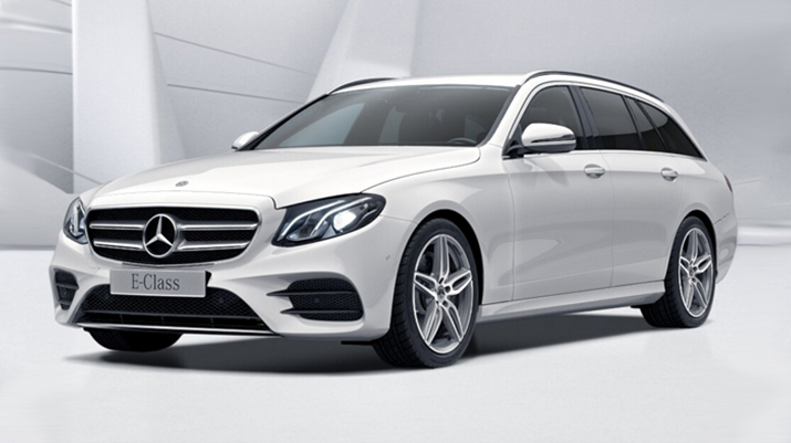 Photo annonce MERCEDES CLASSE E BREAK 300DE 194CV 9G-TRONIC AMG LINE