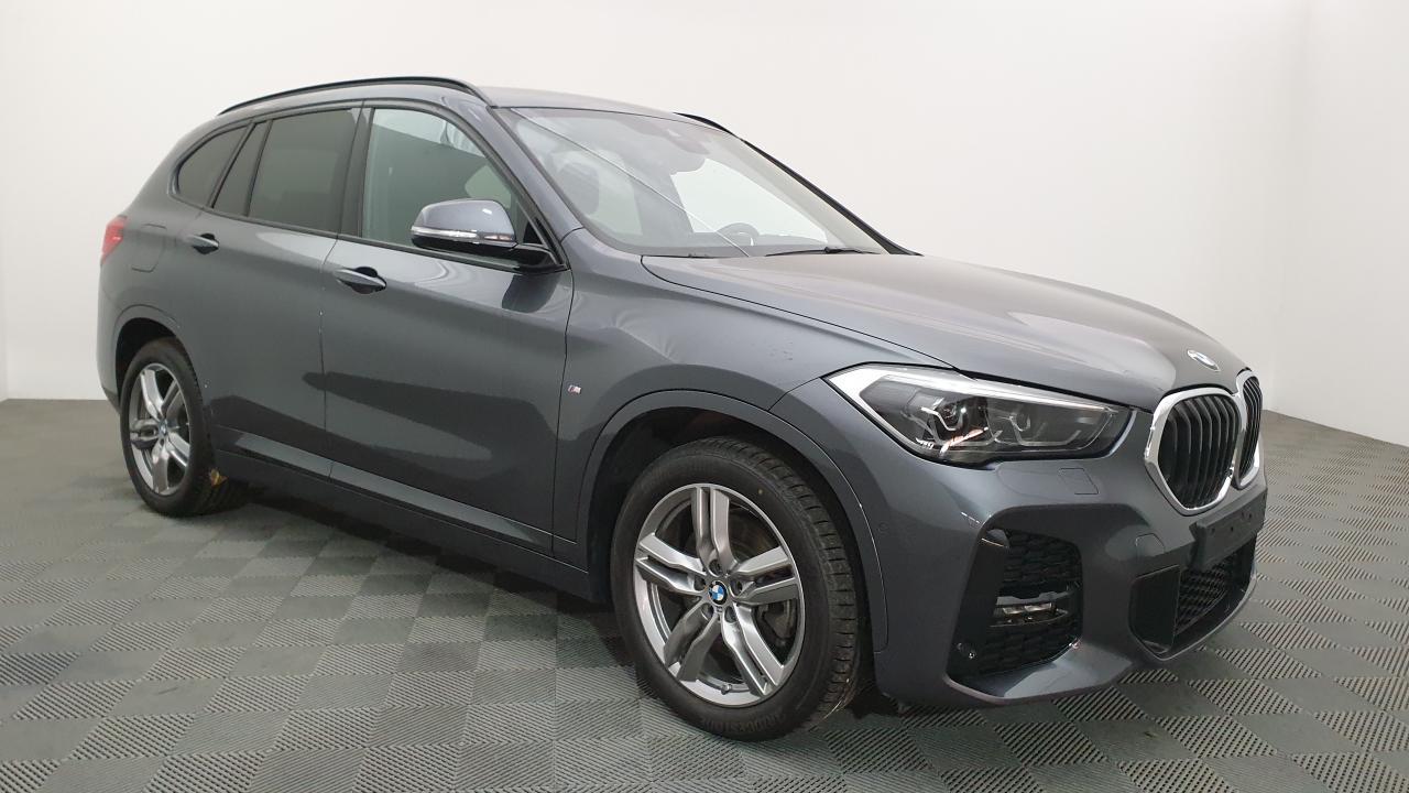 Photo annonce BMW X1 XDRIVE 20D 190CV BVA8 M-SPORT + AFFICHAGE TETE HAUTE + ALARME